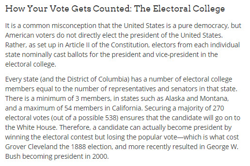 electoral college process-hotmessmemoir.com