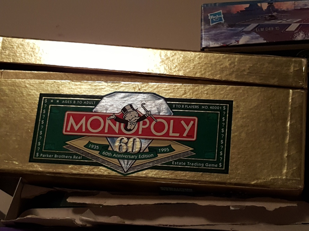 The Homewrecker that is Monopoly